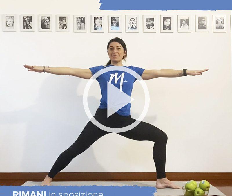 Asana Yoga per la corsa – parte 1: prepariamoci alla primavera